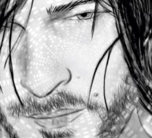 Norman Reedus - Walking Dead - Daryl  Sticker