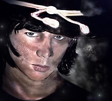 Chandler Riggs - Walking Dead - Carl  by themighty