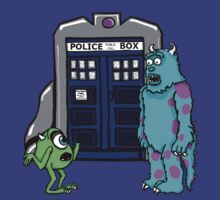 Put That Police Box Back Where It Came From or So Help Me! by Katie Carter