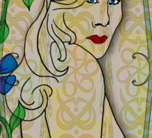Miss M Sticker