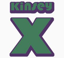Kinsey's X - green/purple by onepercentworld