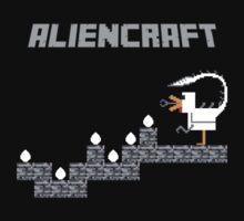 Aliencraft by 8BitPxl