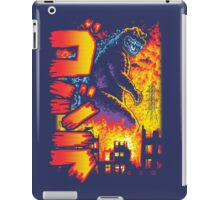 King of the Monsters Redux iPad Case/Skin