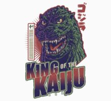 King of the Kaiju T-Shirt