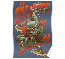 The Creature Poster