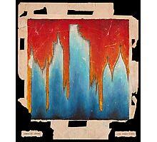 Burning City (25 Yrs of Damage) Photographic Print