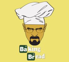 Baking Bread by BenClark