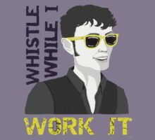 Whistle While I Work It - toby by Wackernagel