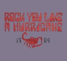 Rock You Like A Hurricane by ChungThing