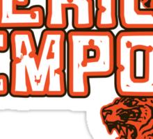 American Kempo Sticker