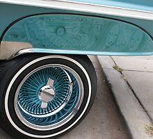 Impala #1 Drivers Rear Panel; Norwalk Elks 12th Annual Car Show; Norwalk, CA USA by leih2008