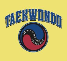 Taekwondo Kids Clothes