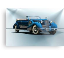 1934 Cadillac Convertible Sedan II Metal Print