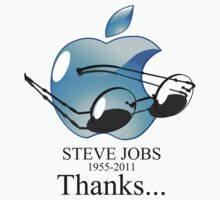 Thanks Mr. Jobs by spikeani