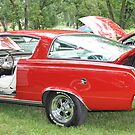 '66 Baracuda by Wviolet28