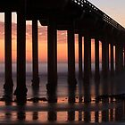 Scripps Pier by HaveANiceDaisy