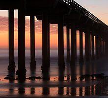 Scripps Pier by HaveANiceDaisy
