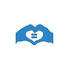 Australian Marriage Equality (Blue Logo) - iPhone by Australian Marriage Equality