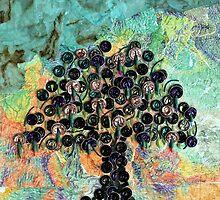Strange Fruit - Recycled Art by lyndseyart