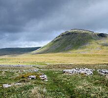 Ingleborough, Yorkshire Dales National Park by strangelight