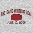 The Game-Winning Goal by LicensedThreads