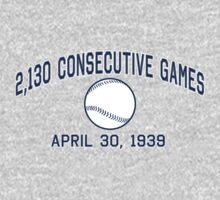 2,130 Consecutive Games by LicensedThreads