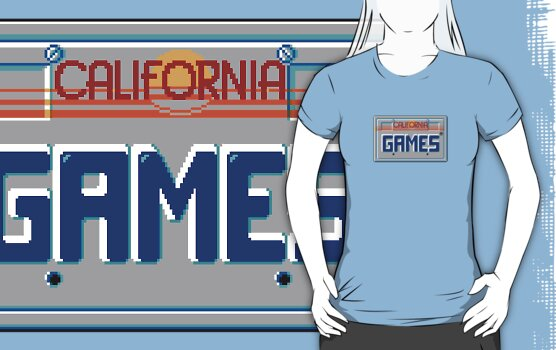 California Games by tdx00