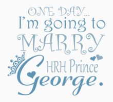 Marry Prince George by Designalicious