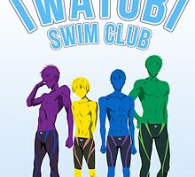 Iwatobi Swim Club - Characters ver 1 by a745