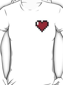 8-Bit Health T-Shirt