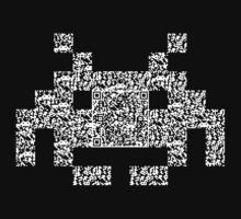 QR Invaders by OldManLink