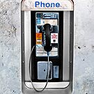 Pay Phone by ixrid