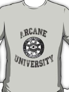 Arcane University  T-Shirt