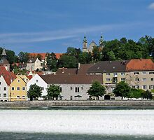 Landsberg, Lech - Germany by Bine