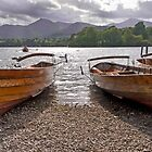 Row Boats by partridge