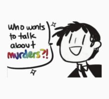 Adachi Hiimdaisy Who wants to talk About Murders by MarioGirl64