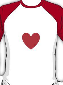 I Heart Kpop Shirt (WHITE) T-Shirt