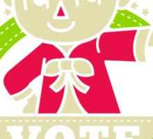 Vote for Her Sticker
