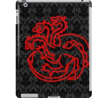 House Targaryen (Red) iPad Case/Skin
