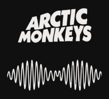 Arctic Monkeys AM Logo by TaVinci