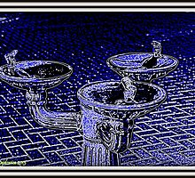 Water fountain by Thad Zajdowicz
