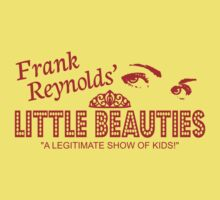 Frank Reynolds' Little Beauties by SwiftWind