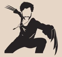 Wolverine by the-minimalist