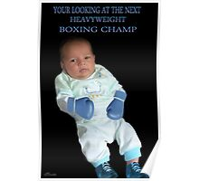 ☀ ツTHE NEXT HEAVYWEIGHT BOXING CHAMP LOL☀ ツ Poster