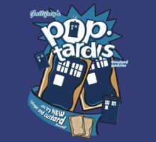 Pop Tardis - with Fishfingers and Custard by B4DW0LF