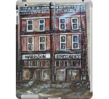 The Old Store iPad Case/Skin