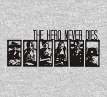 One Piece - The Hero Never Dies by Sandy W