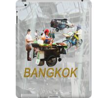 BANGKOK street scenes iPad Case/Skin
