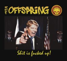 The Offspring. Stuff is messed up by DJ-Glock