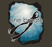 One breath: Freediving by Julia Borsos
